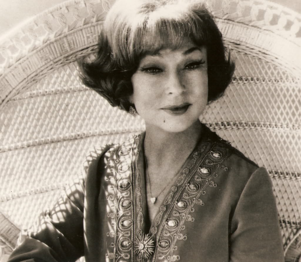 Watch Agnes Moorehead video