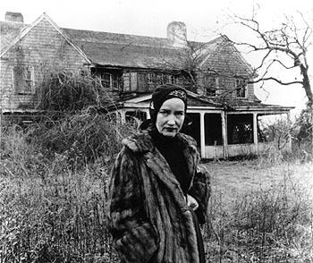 Edith Bouvier Beale – Style Icon – Waldina