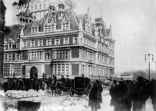 Manhattan S Lost Gilded Age Mansions Waldina