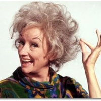 Happy 101st Birthday Phyllis Diller