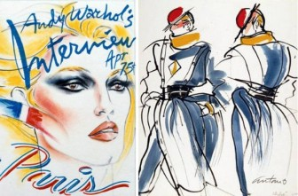Antonio Lopez – Style Icon – Waldina