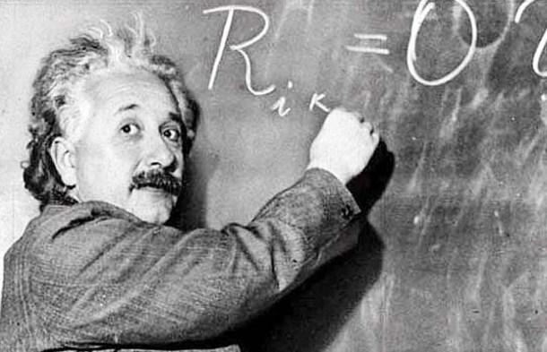 >Albert Einstein's prediction of an expanding universe has been confirmed.