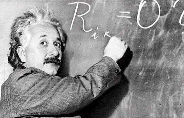 >Albert Einstein's prediction of an expanding universe has been confirmed.
