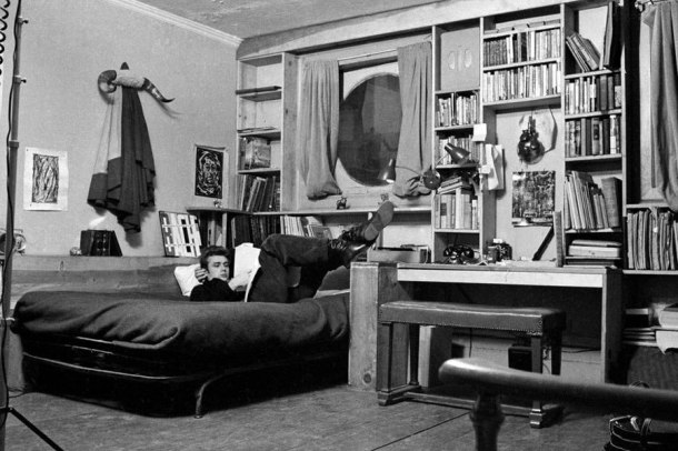 James Dean S Studio Apartment Waldina
