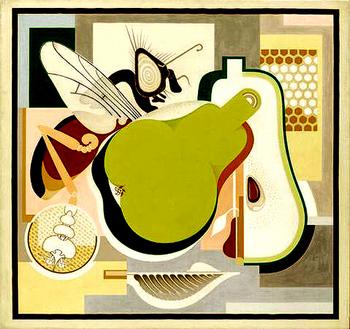 Wasp & Pear