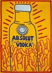 absolut haring