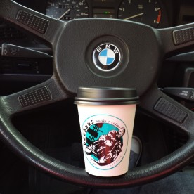 My Car Does Not Have Cup Holders.