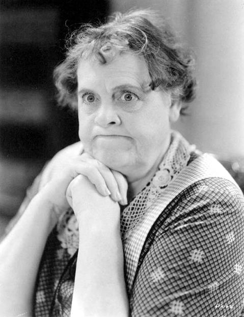 Happy 150th Birthday Marie Dressler – Waldina