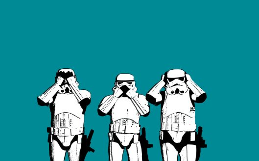 storm trooper see no evil