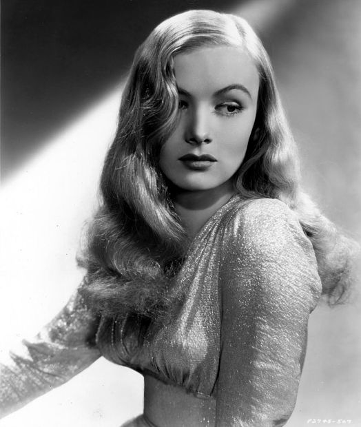 Happy Birthday Veronica Lake | Waldina
