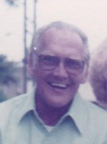 Dad Westport summer 1982