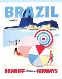braniff brazil