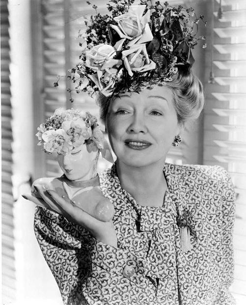 Hedda Hopper Happy 125th Birthday Hedda Hopper Waldina