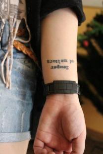 latin tattoo 4
