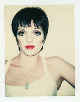 Liza Minnelli, 1977Collection of The Andy Warhol Museum, Pittsburg