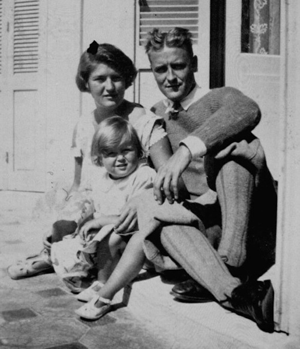 F Scott Fitzgerald Grandchildren Happy Birthday F. Scot...