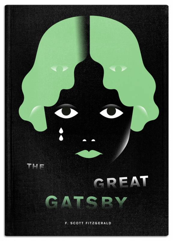 the portrayal of materialism in fitzgeralds the great gatsby Sample queries for search f scott fitzgerald essay topics on graduateway free f scott fitzgerald rubrics paper: short fitzgeralds portrayal of the female characters in the great gatsby reveals an underlying hatred of women essay brainstorming.