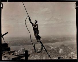 Icarus, atop Empire State