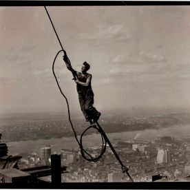 Icarus, atop Empire State