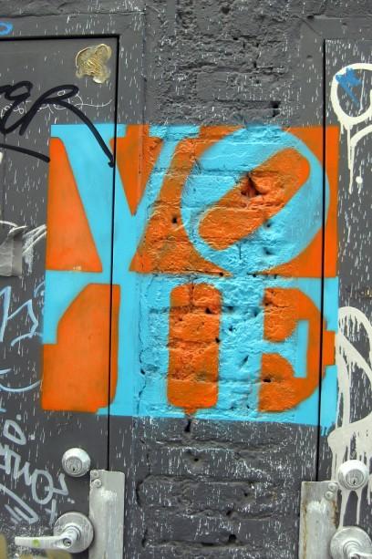vote graffiti 2