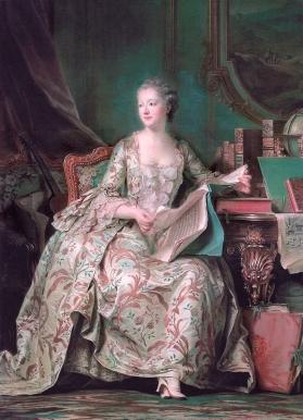 Madame de Pompadour 1