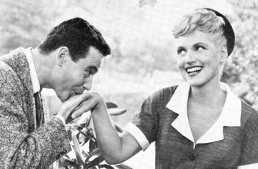 jack lemmon judy holliday