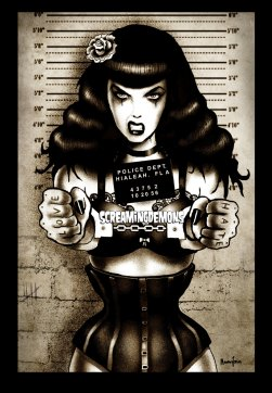 bettie page 2