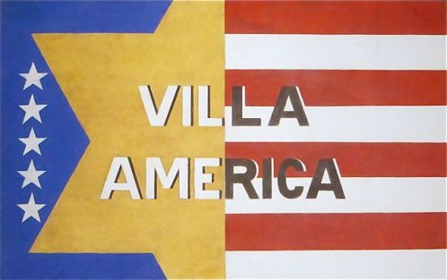 """Villa America"" by Gerald Murphy"