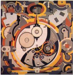 """Watch"" by Gerald Murphy"