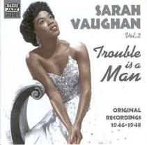 sarah vaughan album 1