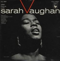 sarah vaughan album 2