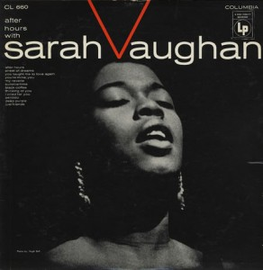 sarah vaughan album 2