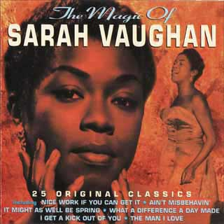 sarah vaughan album 3