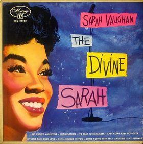 sarah vaughan album 4