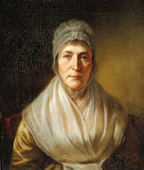 mrs charles willson peale