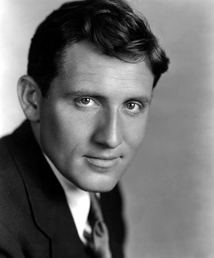 Happy 120th Birthday Spencer Tracy – Waldina