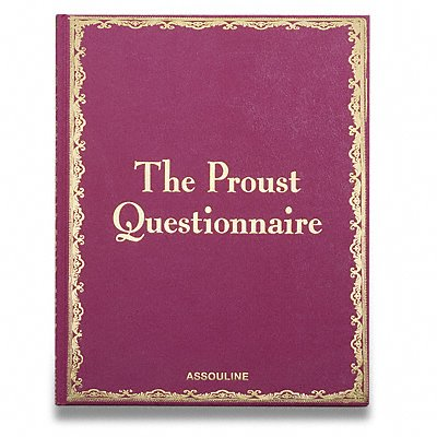 The-Proust-Questionnaire
