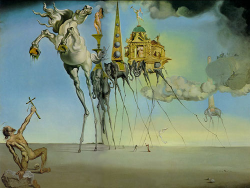 salvador dali s paintings