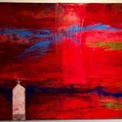 """Turmoil"" by Ricardo Romero Cortez Duque"