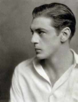 gary cooper 1928 - beau sabreur - by eugene robert richee