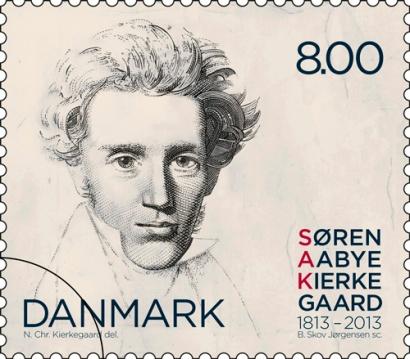 kierkegaard_stamp