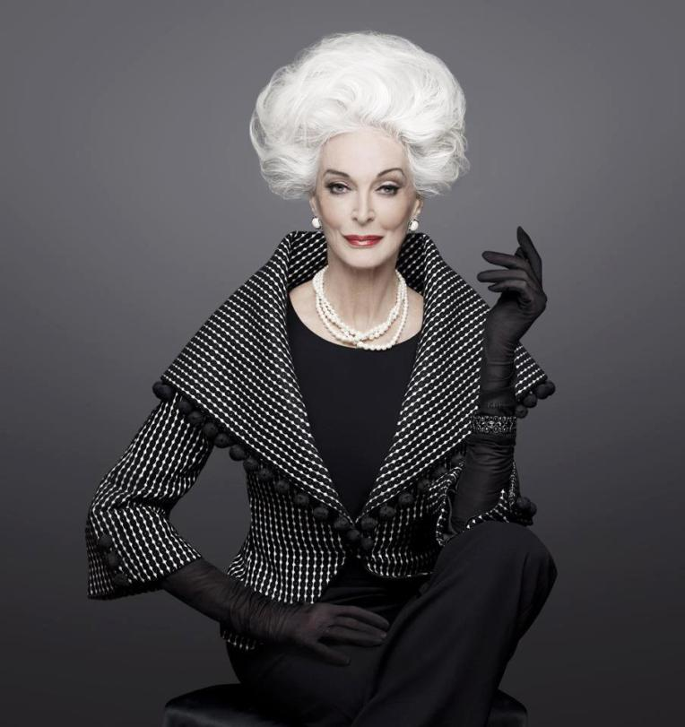 Carmen Dell'Orefice 4