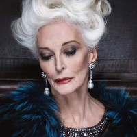 Happy 88th Birthday Carmen Dell'Orefice