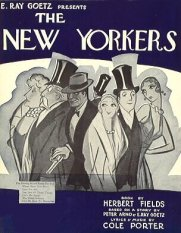 cole porter poster 1
