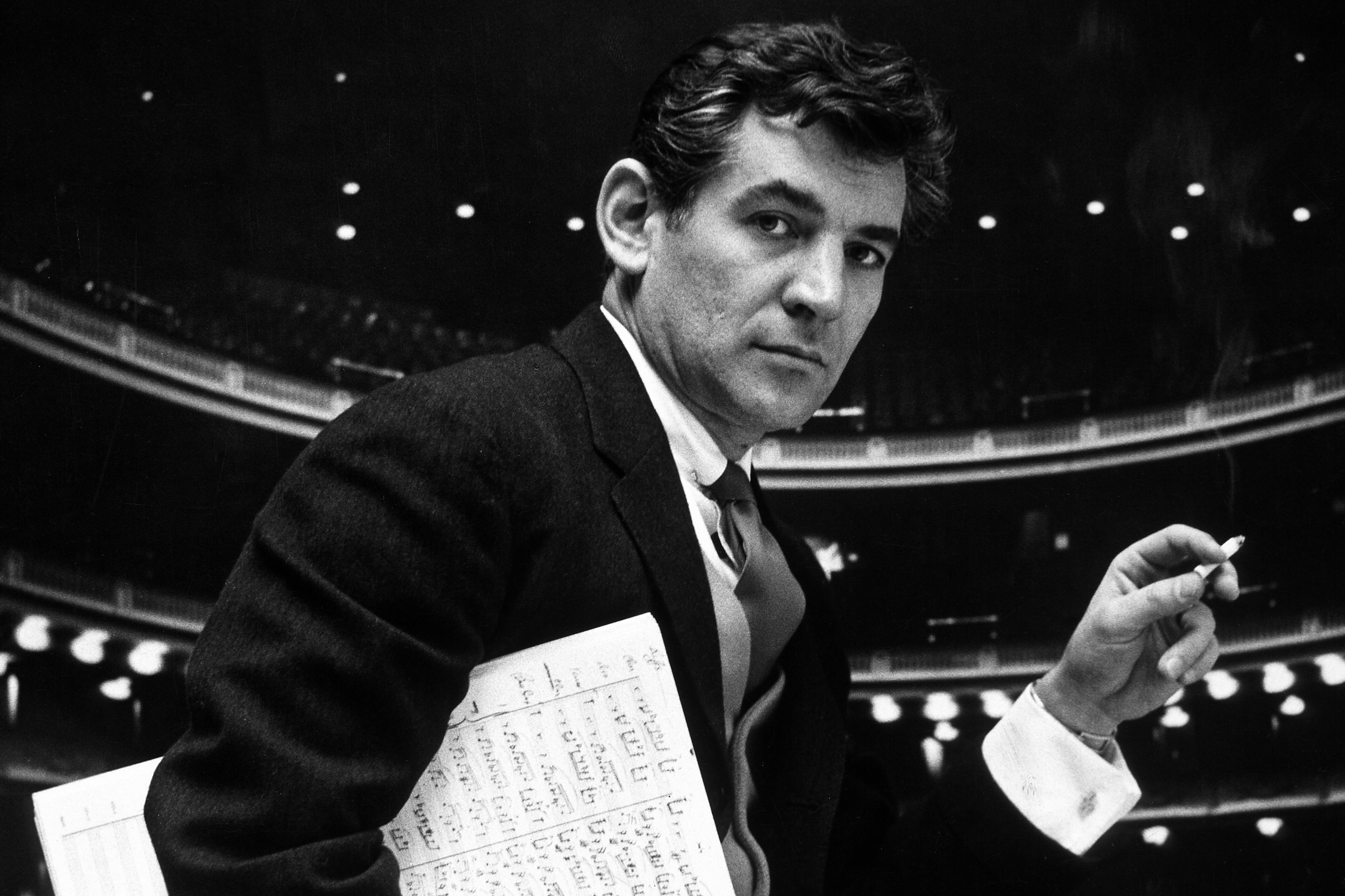 the life and works of leonard bernstein The program will feature cc students performing works by leonard bernstein leonard bernstein's eldest daughter joins us for a conversation about the life and.