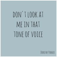 dorothy parker quote 1