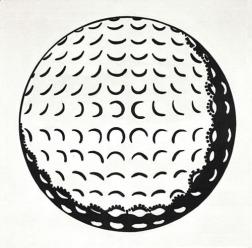 lichtenstein golf ball