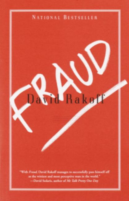 david rakoff fraud