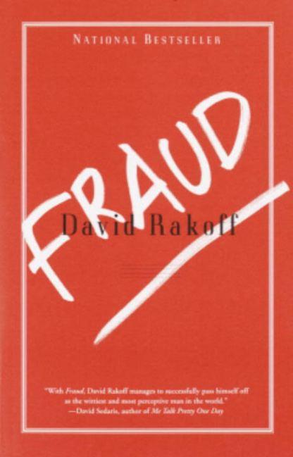 david rakoff fraud