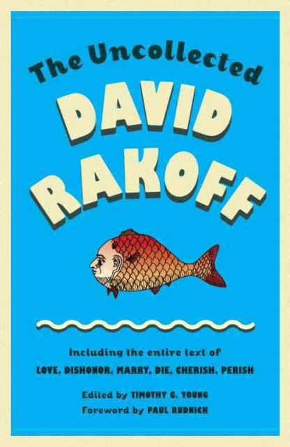 david rakoff uncollected